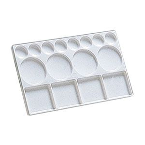 Holbein Plastic Palette 1024DM at Eckersleys in Sydney, NSW | Tuggl