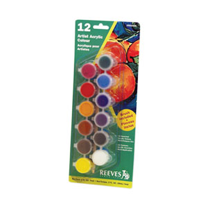 Reeves Acrylic Painting Sets