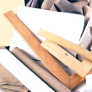 Canvas Stretching - Art supplies, art & craft store